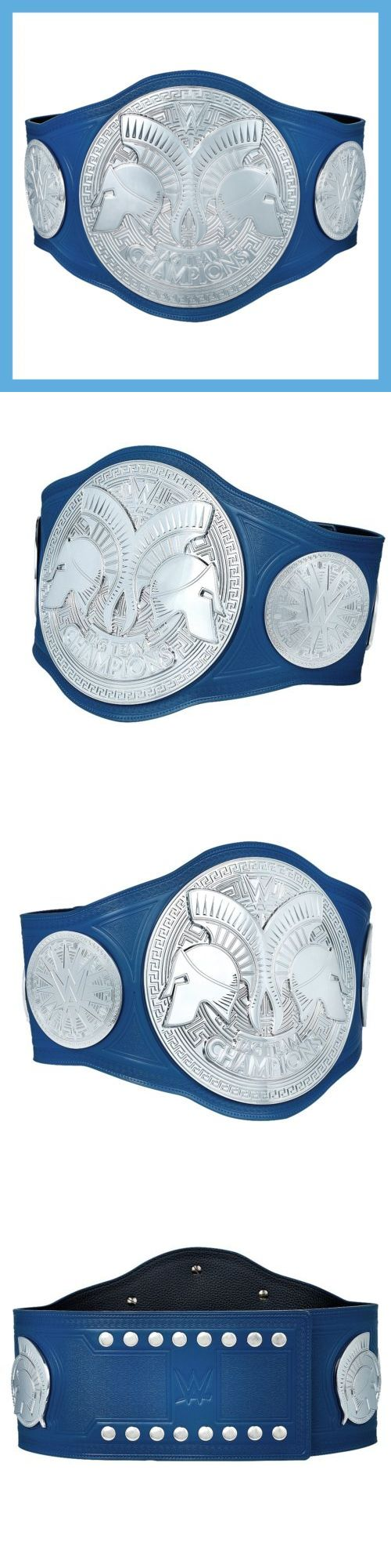 Wrestling 2902: Wwe Tag Team Championship Commemorative Professional Title Belt, Brand New (U.S) -> BUY IT NOW ONLY: $205 on eBay!
