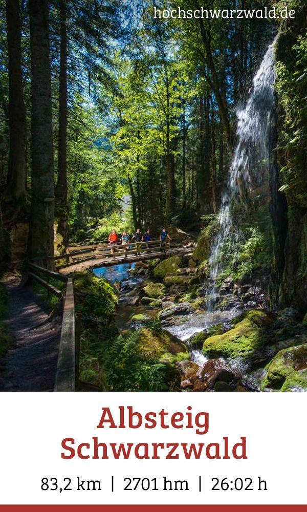 Albsteig Schwarzwald – Albbruck bis zum Feldberg-Pass