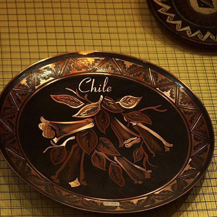 #copihue #artesanía chilena
