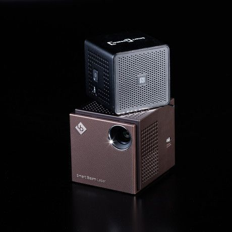 UO Smart Beam The Pocket Projector  The UO Smart Beam Laser is the best in its class. Compact, HD and compatible with most operating systems and devices, it's a simple way to bring your photos, videos and presentations onto the big screen.