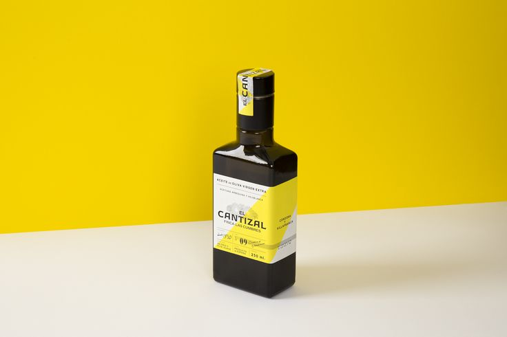 El Cantizal Extra Virgin Olive Oil on Packaging of the World - Creative Package Design Gallery