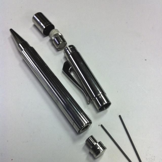Faber Castell. mechanical pencil. mini size.