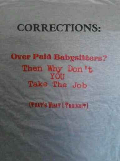 Best Correctional Officer Images On   Work Humor