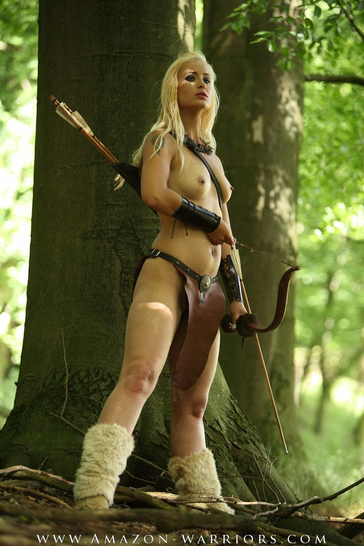 nude female japanese warriors