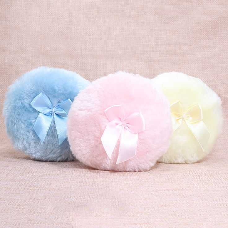 Professional Butterfly Baby Cosmetic Villus Powder Puff Sponge for Talcum Powder Makeup Cosmetic Plush sponges Makeup Sponges *** AliExpress Affiliate's Pin. Offer can be found by clicking the image