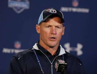 THE WORLD AT LARGE: The Titans have fired Ken Whisenhunt