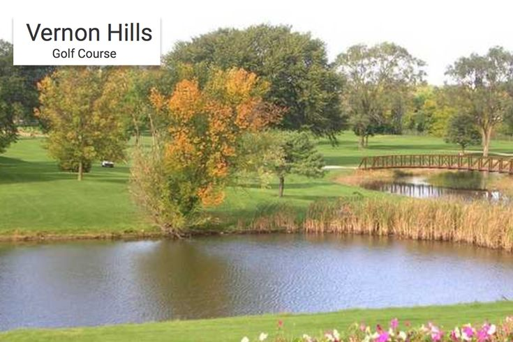 $10 for 9 Holes with Cart at Vernon Hills Golf Course in Vernon Hills ($32 Value. Good Any Time until July 1, 2017!)