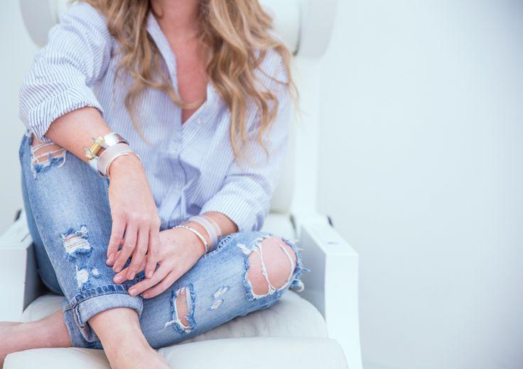 Designer Catrine Åberg Cooee design look-book Bracelets plexi, silver bracelets & ring