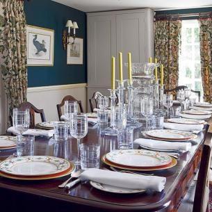 Edwardian table setting titanic dinner party pinterest for Edwardian table setting
