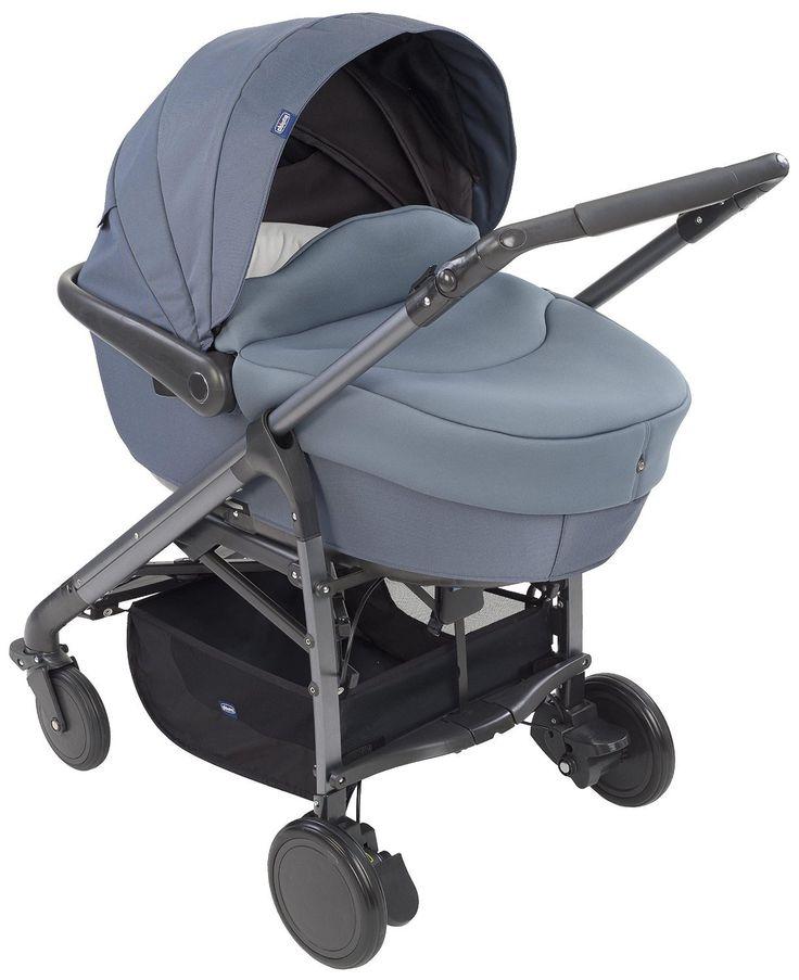 Trio Love, une solution complète idéale pour le transport de bébé de 0 à 3 ans : nacelle/lit-auto, siège-auto et #poussette réversible. Entièrement équipé. #PoussetteCombinéeTrioLove #combinée #triolove #4roues