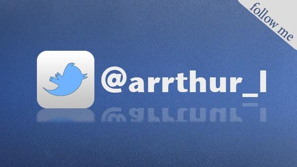 New TwitterBar.