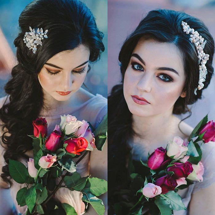 Make Up Artist Dana Eliza Serdean