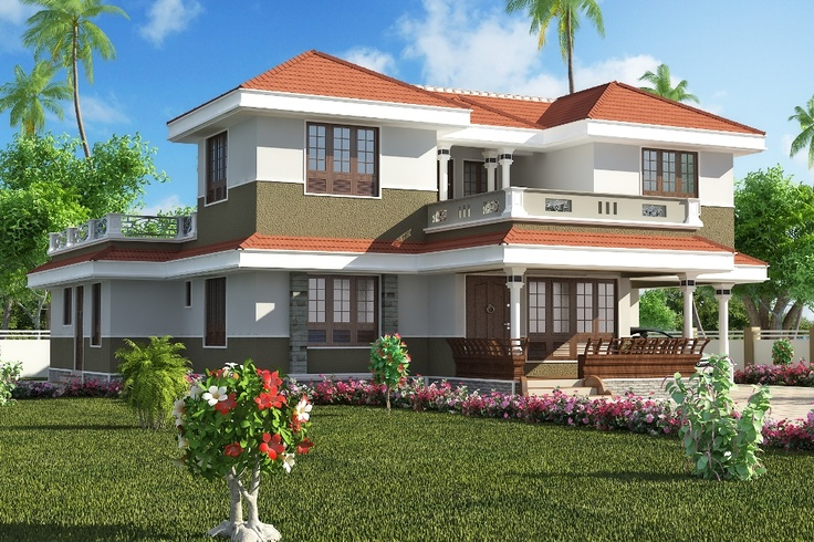 Creative Exterior Design, Attractive Kerala Villa Designs, House  Elevations, 3D Exterior Design, Home And House, | Home Inspiration |  Pinterest | House ...