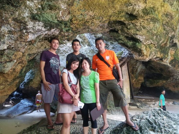 Blue point, Bali with familly