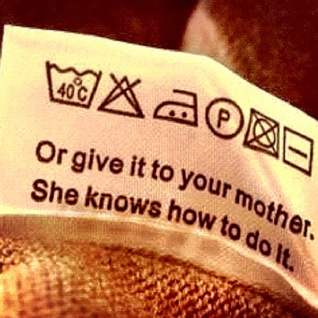 Mom's know best. For laundry tips and tricks check out Rhea Lana's blog at http://www.rhealananetwork.com/blog/