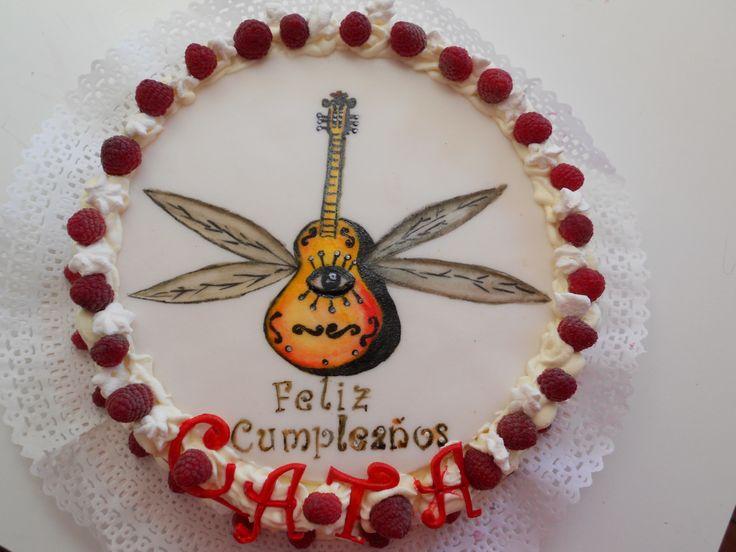 Guitarra Libelula