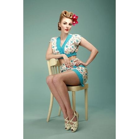 Womanizer 40s style dresses