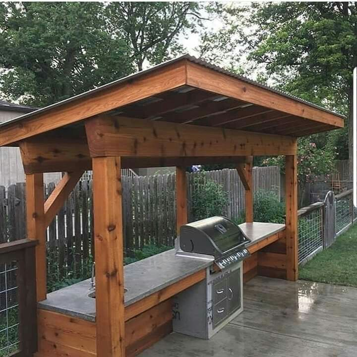 Pin by vicki wood on House projects in 2019 | Outdoor ... on Patio Grill Station  id=86072