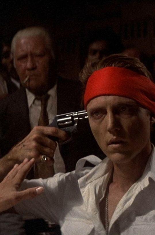 """Christopher Walken in """"The Deer Hunter"""" (1978)"""