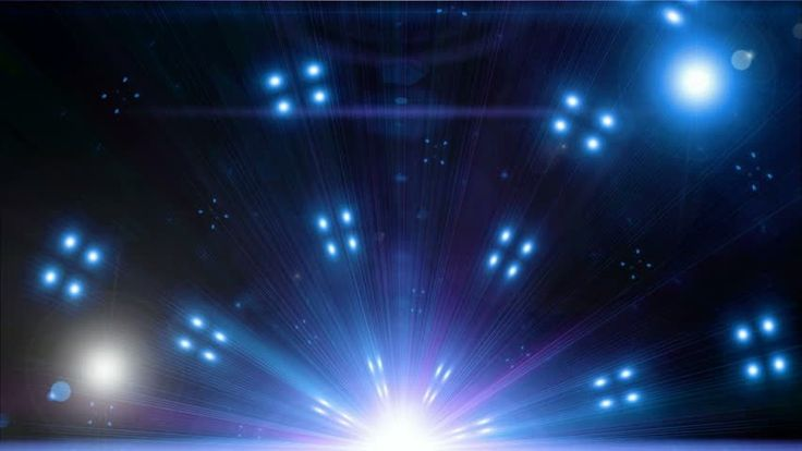 Spectrum Lights Concert Spot Bulb ( Series 2 - Version From 1 To 14 ) Stock Footage Video 2878786 - Shutterstock