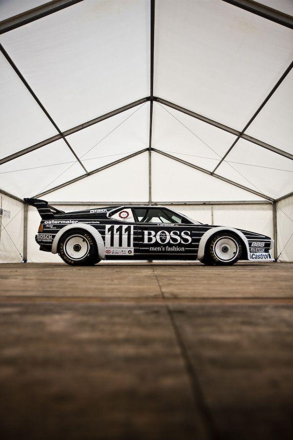 'Boss' BMW M1 by Jurrie Vanhalle