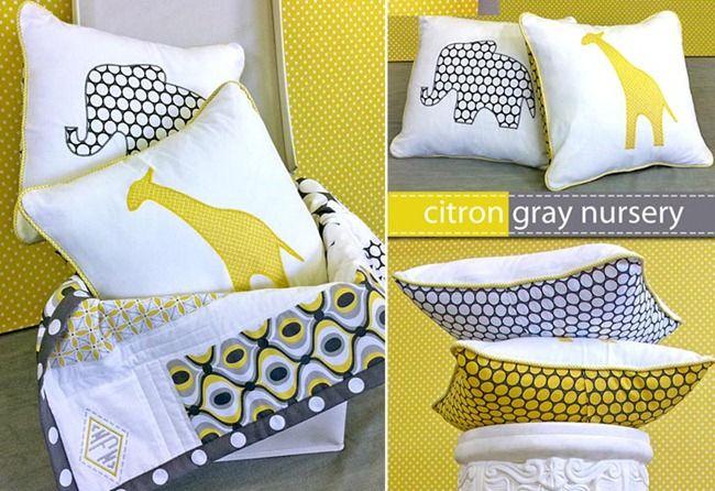 animal applique pillow tutorial  #applique