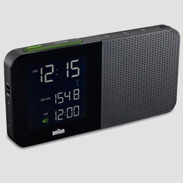 Braun Radio Controlled Alarm Clock  #Gadget #GadgetLove #LynnFriedman
