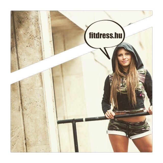 FitDresd hoodie short ❤️❤️❤️