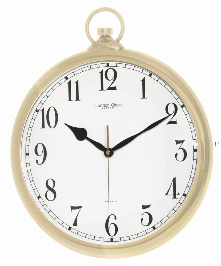 London Clock Company Wall Clock | Wayfair UK