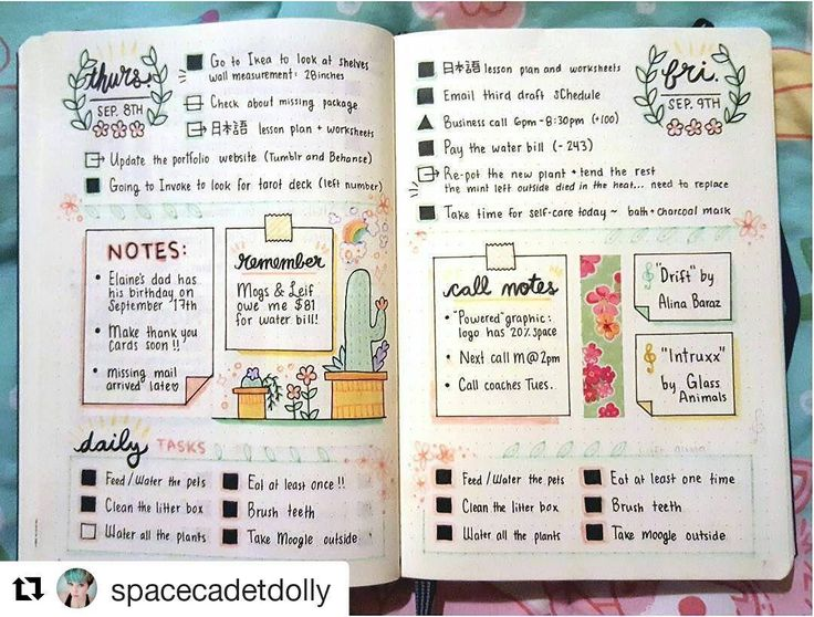 See this Instagram photo by @bulletjournalcollection • 1,860 likes