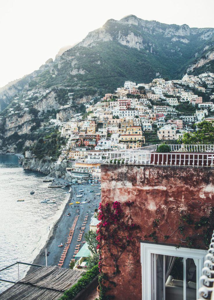 Vykort från Positano | Krickelin