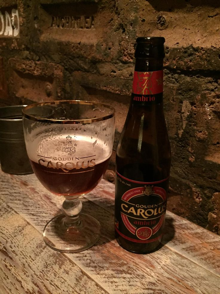 Gouden Carolus Ambrio: Nice balance, an almost fruity amber beer brewed to an ancient recipe. Being a Carolus fan, I'm a bit biased anyway. A really solid beer. A rating to reflect the 8% ABV percentage! 8/10
