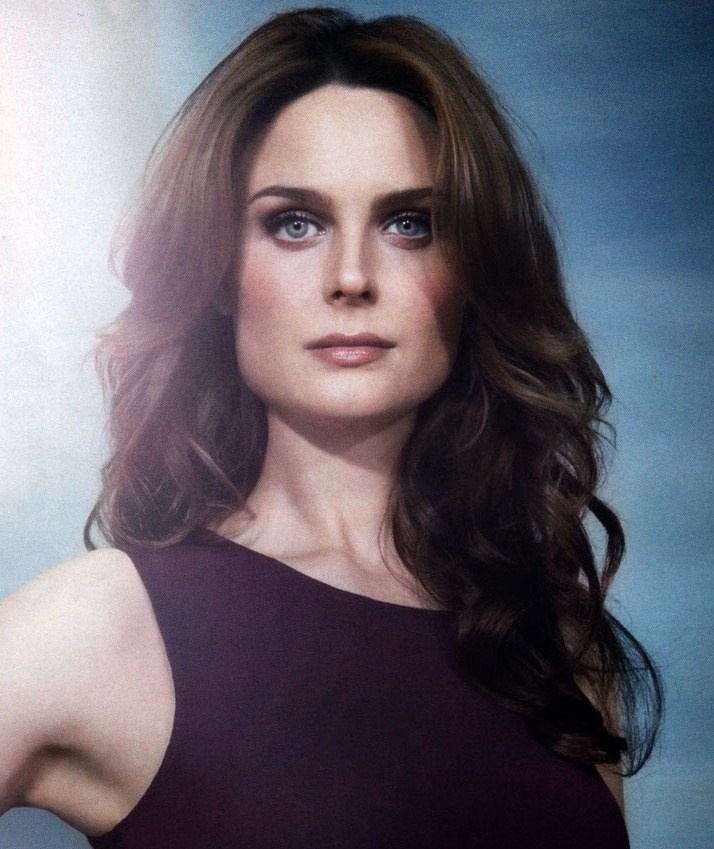 Emily Deschanel (Bones) love her❤