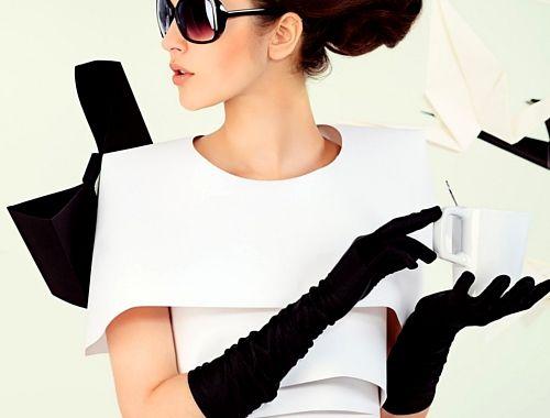 Jak łączyć biały i czarny kolor, stylizacje, biel, czerń, kontrast, black and white