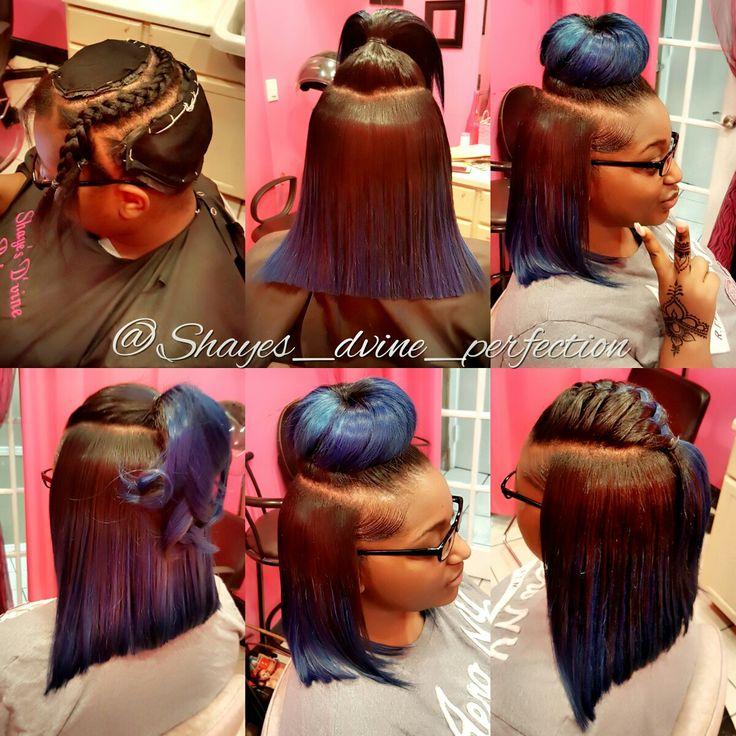 Stupendous 1000 Ideas About Quick Weave On Pinterest Wigs 100 Human Hair Short Hairstyles Gunalazisus