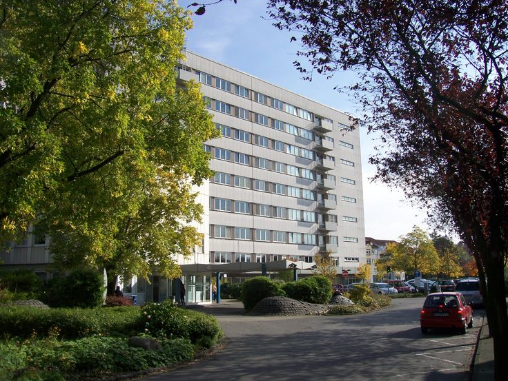 ... St. Vinzenz-Hospital Dinslaken ...