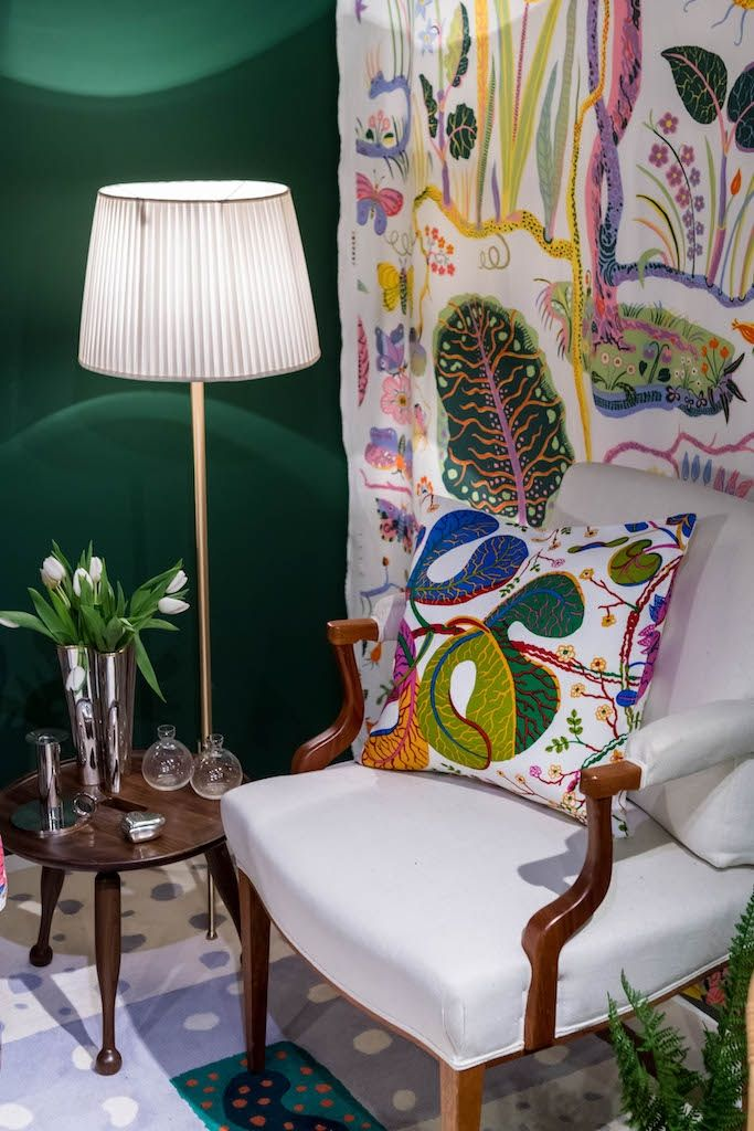 Reasons to be cheerful: a Josef Frank exhibition - That's Not My Age