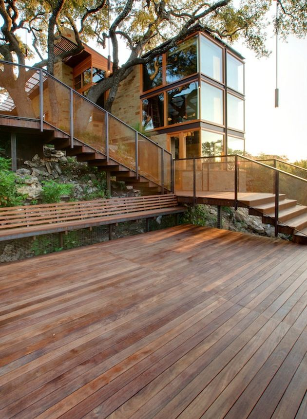 Spring Has Sprung 15 Great Deck Designs For Your Space