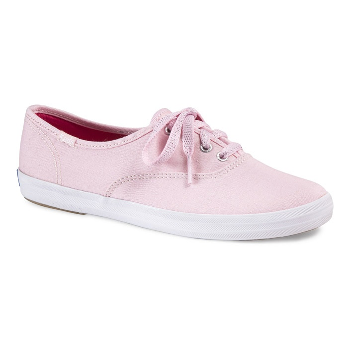 cheaper b39da 05d56 pink keds needs some polka dot laces or something.