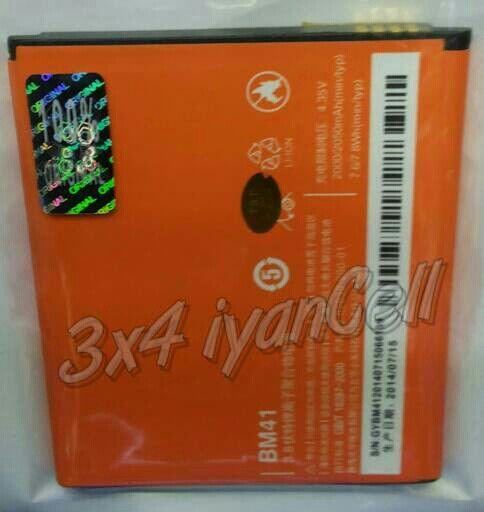 Baterai Xiaomi BM-41