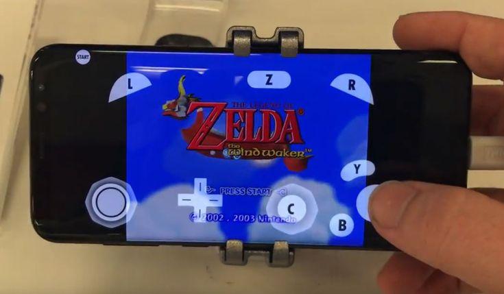 Dolphin : la nouvelle génération de smartphones prête à faire tourner des jeux GameCube - http://www.frandroid.com/android/applications/jeux-android-applications/422384_dolphin-la-nouvelle-generation-de-smartphones-prete-a-faire-tourner-des-jeux-gamecube  #Android, #ApplicationsAndroid, #Jeux