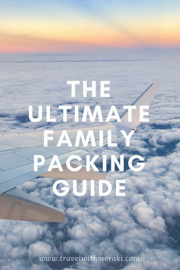 Over 20 travel families share their must have travel items. Click to find out what they are....