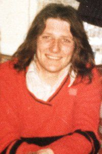 Bobby Sands aged 27, died on May 5 1981 at Longkesh prison in the North of Ireland, on day 66 of his hunger strike.