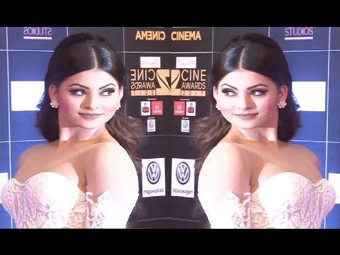 Urvashi Rautela looks WOW at Zee Cine Awards 2017.