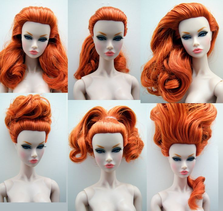 """First Taste of Champagne hair 