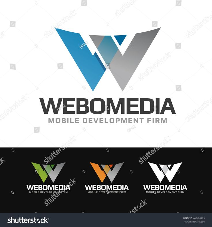 Logo of a stylized «W» letter in transparency look. This logo is suitable for many purpose as Web designer firm, corporate firm, real estate group, company name beginning with W and more.