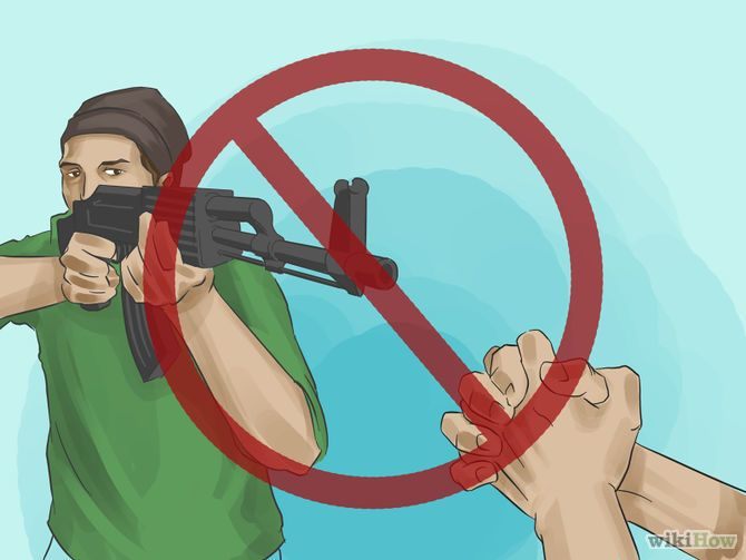 5 Ways to Survive a School or Workplace Shooting - wikiHow