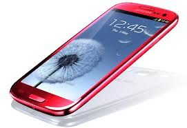 Samsung's Galaxy S3 in Red. Red is the color of blood, and as such has strong symbolism as life and vitality. It brings focus to the essence of life and living with emphasis on survival.#red #colour #colourpsychology #colourmeaning #samsung #mobile #phone #device #technology #electronics #sprout #freedomtogrow