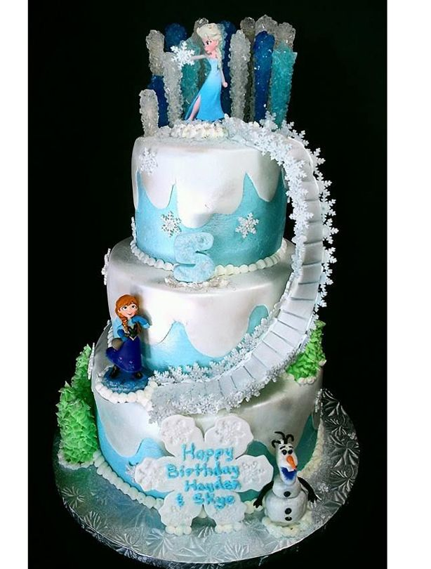 577 best images about Birthday cakes for kids on Pinterest