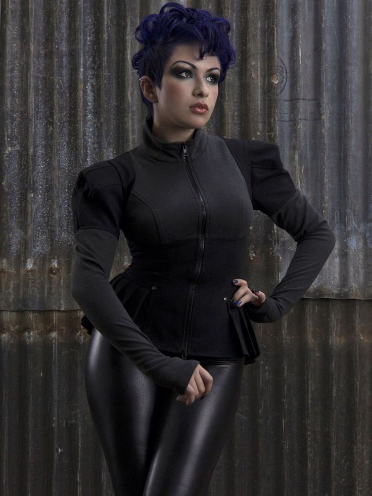GHST RDR edwardian inspired gothic jacket, collaboration between Zoetica Ebb and Plastik Wrap, by PlastikWrap on Etsy https://www.etsy.com/listing/111663851/ghst-rdr-edwardian-inspired-gothic